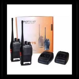 Rádio Comunicador WALK TALK BALFENG