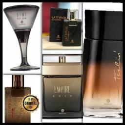 Vendo Perfumes Hinode masculino