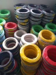 A hora é agora. Compre hoje fios e cabos flexíveis de 1,5 a 6,0mm