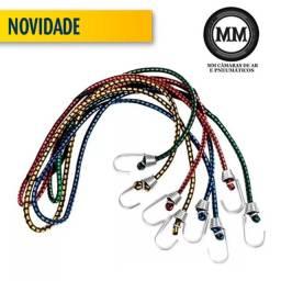 Corda Elástica Extensor Bagageiro para Motos (1,5 Metros)