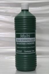 Água desmineralizada 12x1-litro