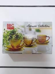 Título do anúncio: Jogo de xícaras de chá