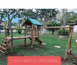 Título do anúncio: Playgrounds cia volta redonda plays volta redonda