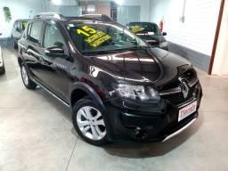 Título do anúncio: Renault SANDERO STEPWAY (STEP) 1.6 16V HI-FLEX 4P