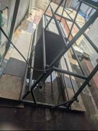 Cavalete vidraçaria
