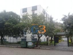 Apartamento com 3 dormitórios para alugar, 75 m² por R$ 1.000,00/mês - Centro - Pelotas/RS