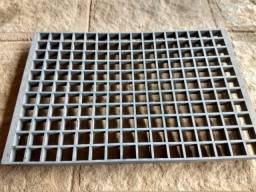 200 placas 176 células para tubetes 53/55cm3