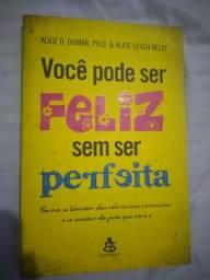 """Livro """"Você pode ser feliz..."""""""