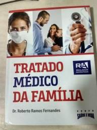Livro Tratado médico da família
