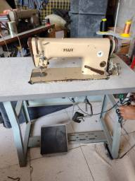 Título do anúncio: Vendo máquina costura transporter duplo PFAFF usada $1000, a retirar