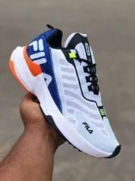 Vendo tênis fila lançamento 2021 ( 120 com entrega)
