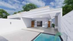 Casa com 3 Suítes à venda, 140 m² por R$ 370.000 - Plano Diretor Sul - Palmas/TO