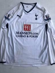 Camisa Tottenham Puma manga longa 2008/2009