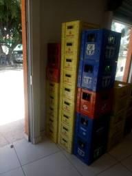Caixa de vasilame de bebidas e refrigerante