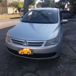 VW Voyage 1.0 2012 completo GNV