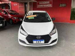 Hyundai HB20 Unique 1.0 12V FLEX 2019 MANUAL