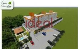 Apartamento à venda, 2 quartos, 1 vaga, Silvestre - Viçosa/MG
