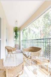 Título do anúncio: Apartamento com 4 dormitórios, 176 m² - venda por R$ 1.900.000 ou aluguel por R$ 8.500/mês