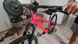 Bicicleta aro 29 modelo feminino