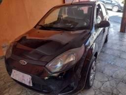 Ford Fiesta Básico 2012  - Tudo ok - Troco por Moto (pfv, ler toda descrição)