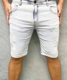 Título do anúncio: bermuda masculina jeans 36 ao 54