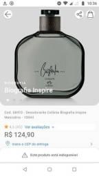 Título do anúncio: Perfume Biografia Inspire