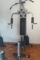 Estação de Musculação 26Exercícios