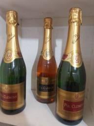 Kit especial festa três garrafas de Espumante francês