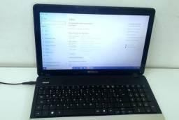 Título do anúncio: Notebook Gatewa Core i5 3a. Geração - SSD - 8Gb - 3 Meses de Garantia Total.
