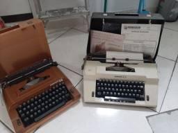 Título do anúncio: Máquina de datifografia remington 25,35
