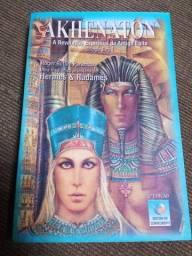 Título do anúncio: Akhenaton - A Revolução Espiritual Do Antigo Egito