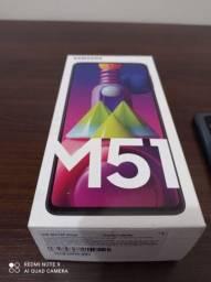 Título do anúncio: Sansung M51  6 RAN  128GB