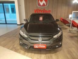 Honda Civic Sedan SPORT 2.0 Flex 16V Aut.4p 2019 Flex