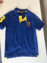 Camisa Polo Importada - Tamanho 4