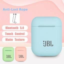 Fone De Ouvido Sem Fio Bluetooth Jbl Tws Inpods I12 Para Android Iphone I12 Bluetooth