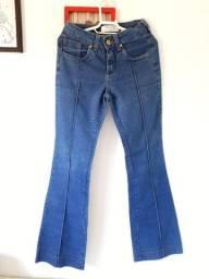 Calça jeans Toli