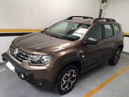 Renault Duster Iconic 1.6 At. 2020/2021 ? Único Dono ? Apenas 7.300 KM