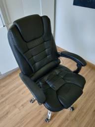Título do anúncio: Cadeira Presidente com massagem e aquecimento