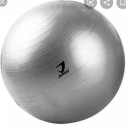 Jason Gym Ball 75cm - Cor Cinza
