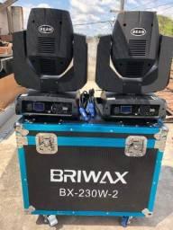 Movings beam 7r (com case)