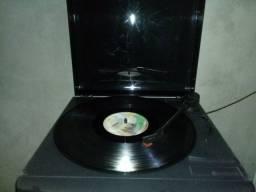Título do anúncio: Toca disco zerado para aparelho de som sem uso