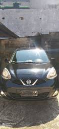 Nissan March 2015 SV Completo