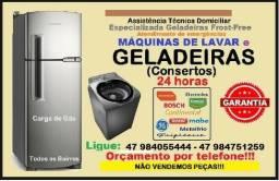 Tecnico Lavadouras e refrigeradores