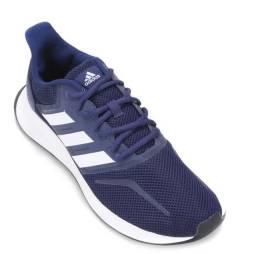 Tenis Adidas Falcon Tamanho 43 Azul