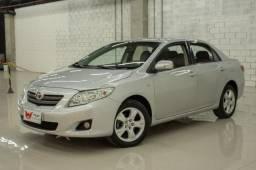 Toyota corolla xei18flex 2008/2009 - 137424 km