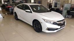 Honda Civic 2.0 LX CVT 4p. Flex