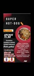Super HotDog na marmita