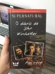 O Diário de John Winchester