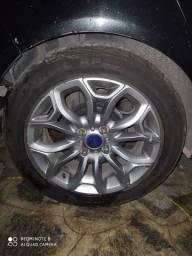"""Jogo de rodas 16"""" pneus novos"""