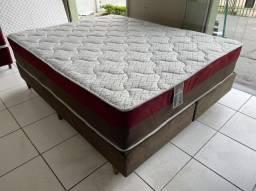 cama box - Castor -  queen size - Entrego